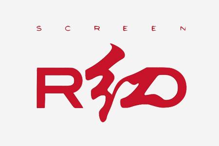 screen red logo
