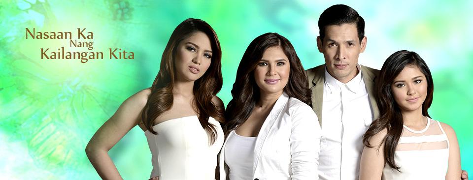 Nasaan Ka Nang Kailangan Kita on ABS-CBN HD