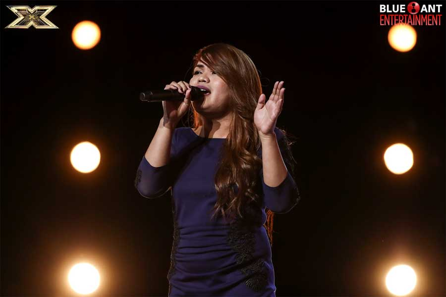 Filipino Singer Wows X Factor UK with Unique Voice