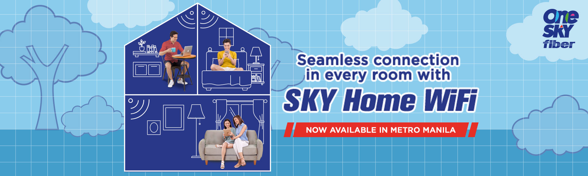 Introducting SKY Home