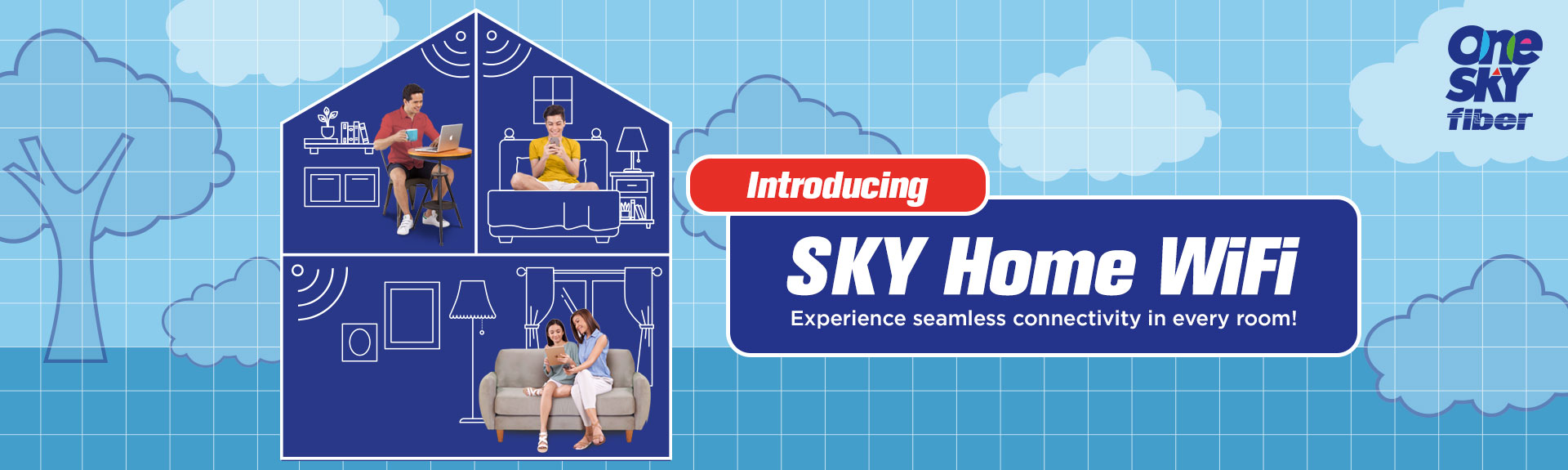 SKY Home Now Available