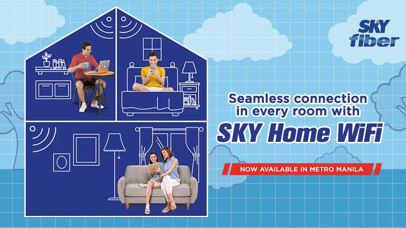 Introducing SKY Home