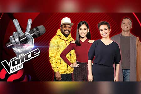 The Voice Teens