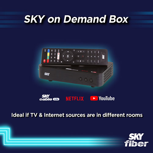 sky on demand box