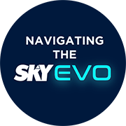 NAVIGATING THE SKY EVO