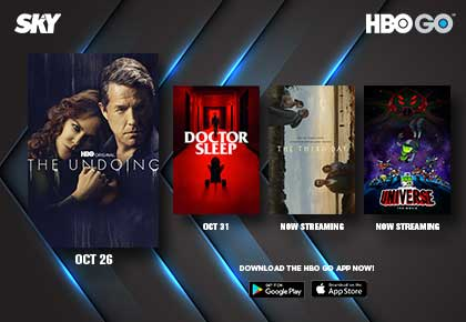 HBO Oct 16-31
