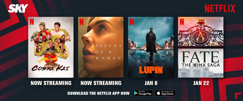 Netflix Jan 1-15