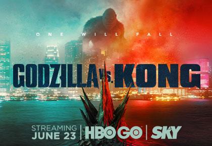 HBO GO Godzilla