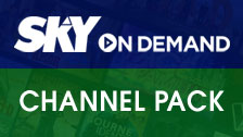 SKY On Demand Channel Pack