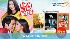 I Love You Hater (On Demand)