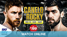 Canelo vs Rocky (On Demand)