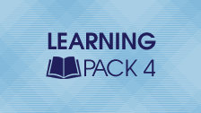 Learning Pack 4