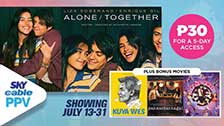 Alone/Together (SKY On Demand)