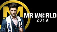 Mr. World Pageant 2019 (SKY On Demand)