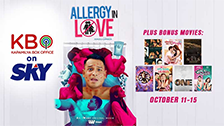 Allergy In Love (SKY On Demand)
