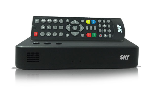 Digibox and remote
